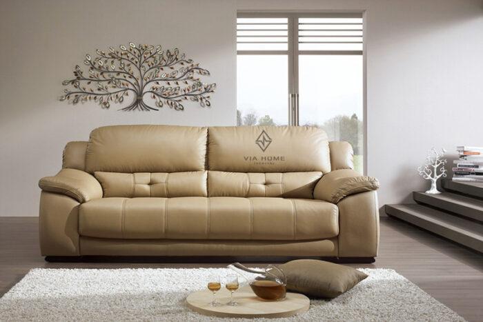 sofa da bò via2210