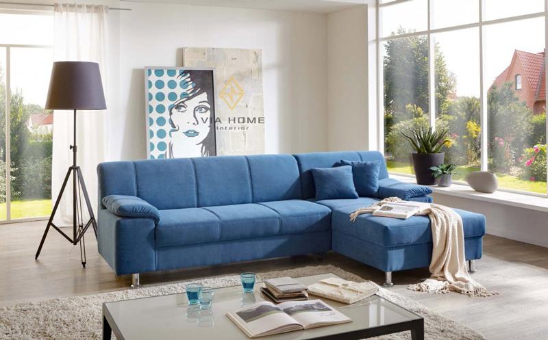 Sofa Góc Vải VIA112G