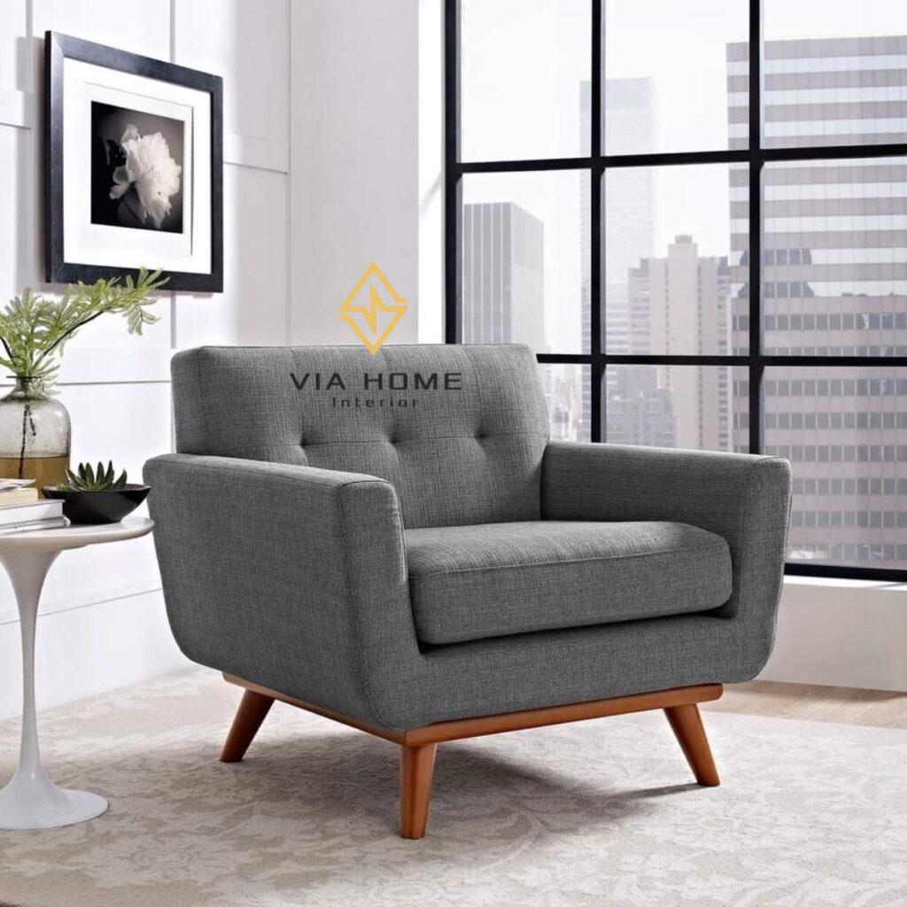 Tùy theo sở thích mà lựa chọn sofa đơn mini phù hợp