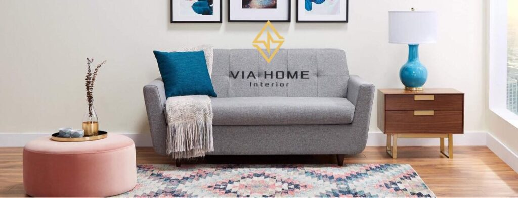Chiếc sofa đơn nằm không gian phòng bạn thêm cá tính