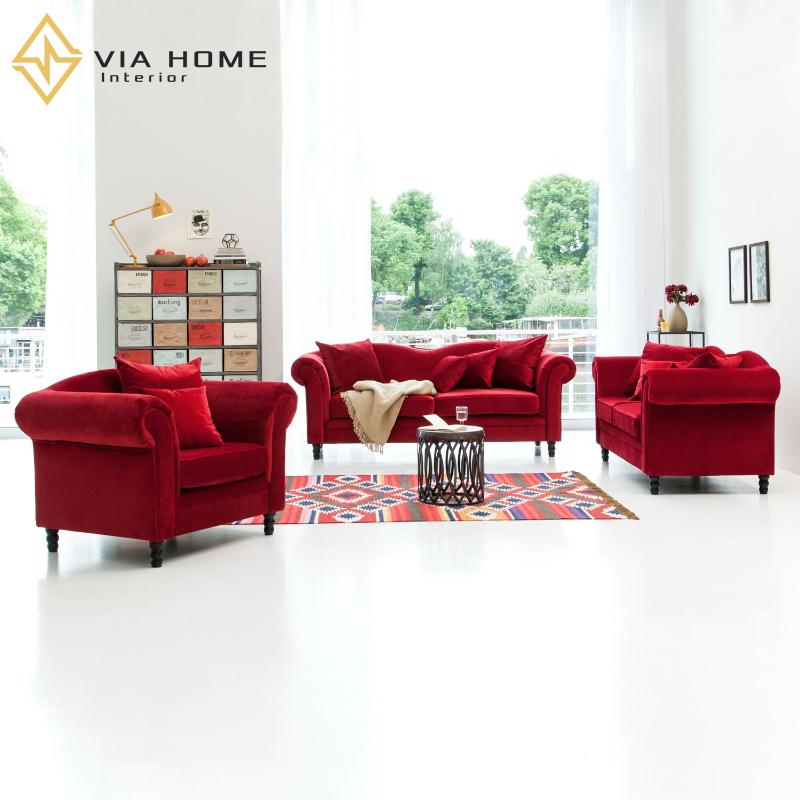 Sofa góc mang đến sự tiện lợi khi sử dụng