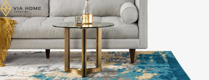 ghế sofa vải có giá thành phù hợp với nhiều hộ gia đình