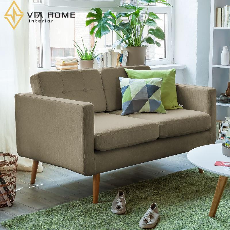 Sofa góc vải bố