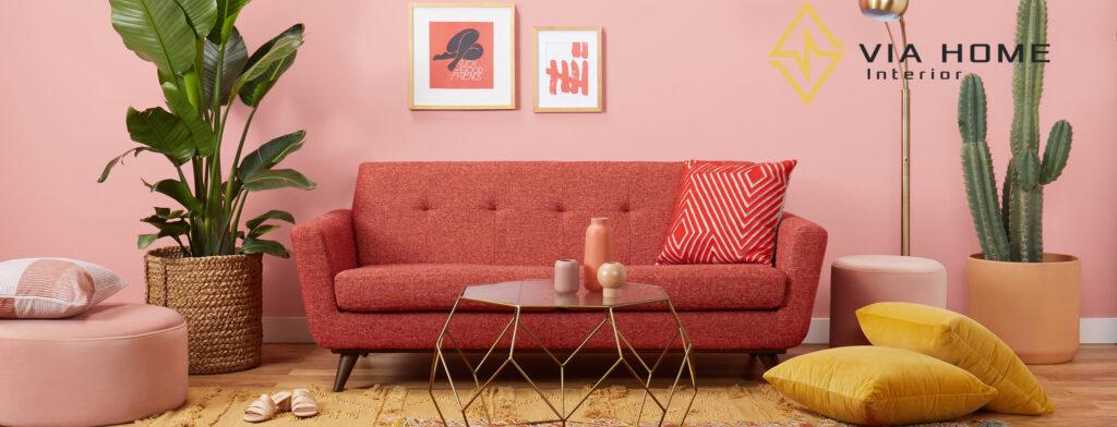 Sofa được nhiều người lựa chọn tại Via Home