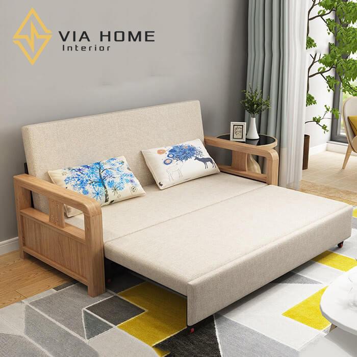 Giường mang lại sự thích thú cho người sử dụng