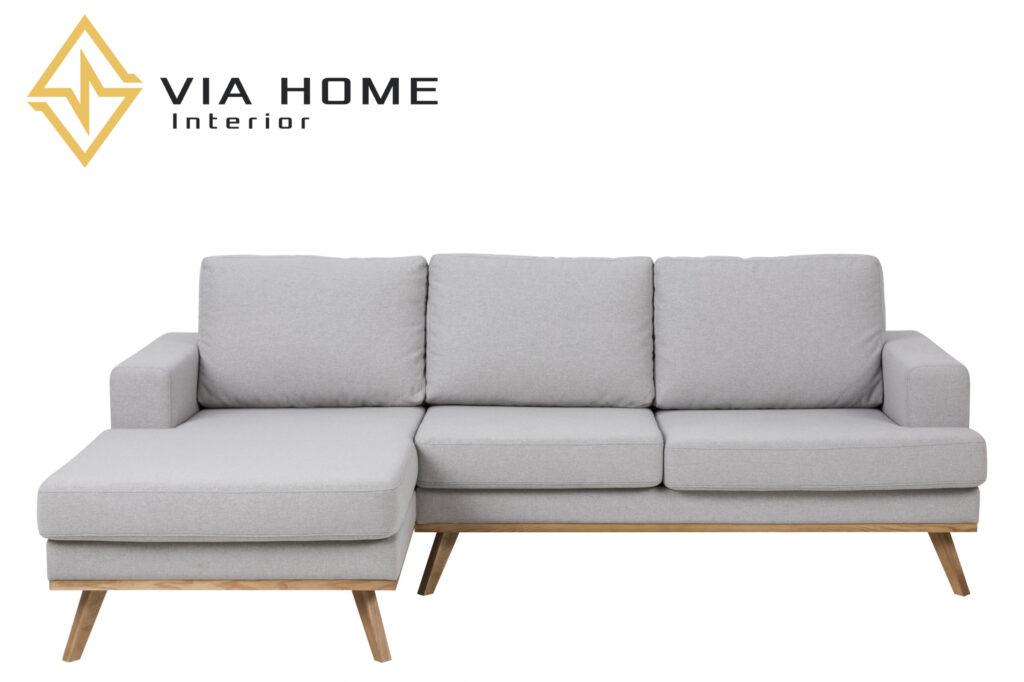 Sofa gỗ văng – sản phẩm là sự kết hợp giữa gỗ và đệm mút rất độc đáo